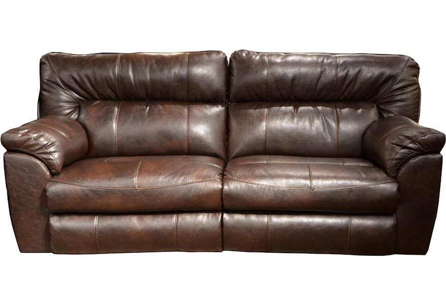 4041 Extra Wide Reclining Sofa