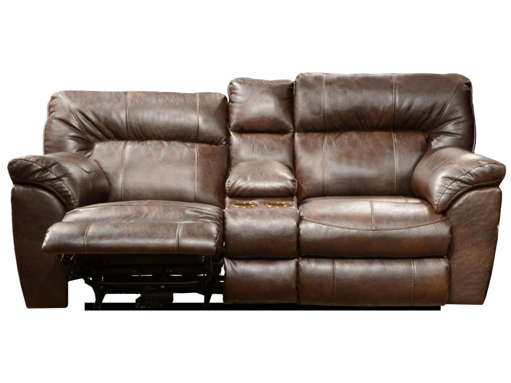 reclining and loveseat seat sofa voyager power catnapper