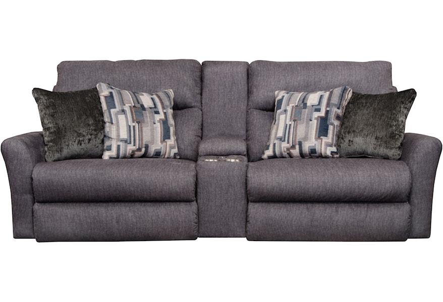 Lay Flat Console Sofa