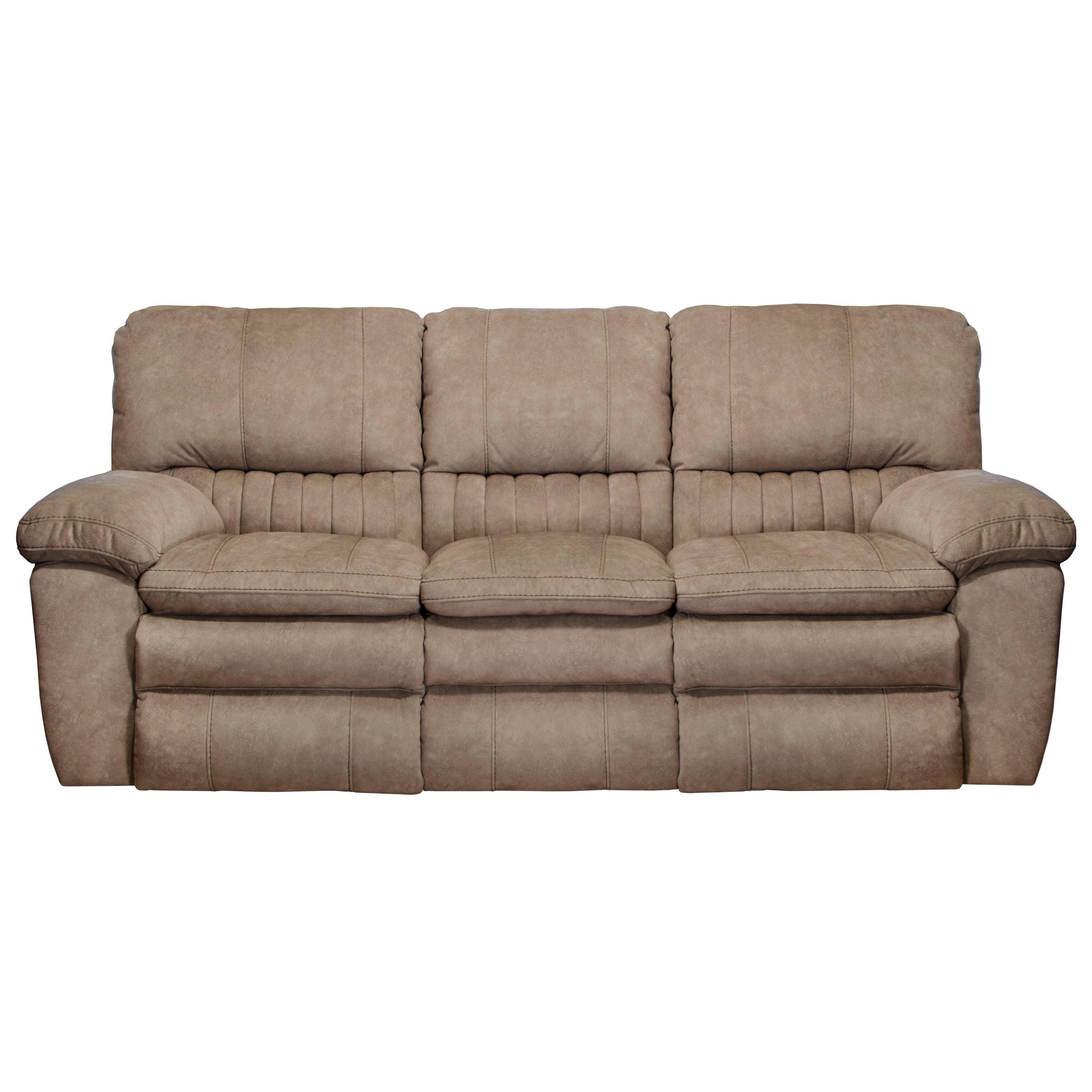 Catnapper ReyesPower Lay Flat Reclining Sofa ...
