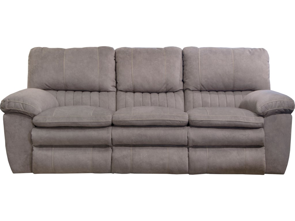 Catnapper ChampionPower Lay Flat Reclining Sofa
