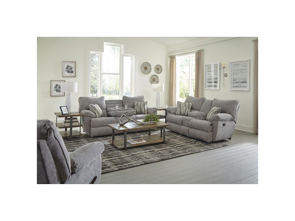 Catnapper SadlerReclining Sofa