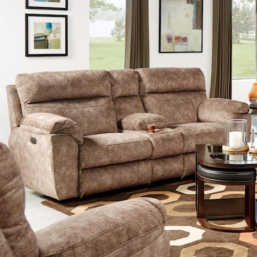 Simple Catnapper Sedona Power Headrest Lay Flat Reclining Console Loveseat with Lumbar Trending - Latest catnapper reclining sofa Trending