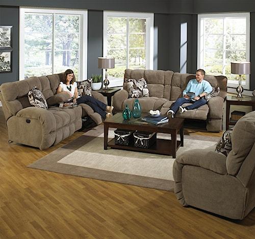 Catnapper Siesta  Power Reclining Living Room Group