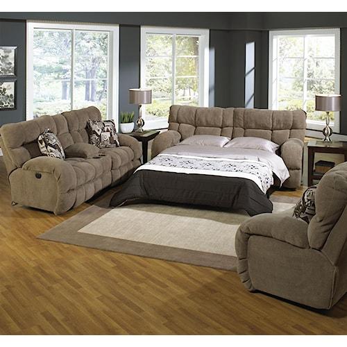 Catnapper Siesta Reclining Living Room Group Story Lee Furniture Reclining Living Room