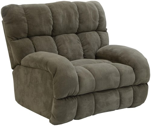 Catnapper Siesta  Lay Flat Recliner with Extra Wide Seat
