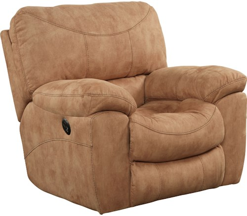 Catnapper Terrance Power Rocker Recliner