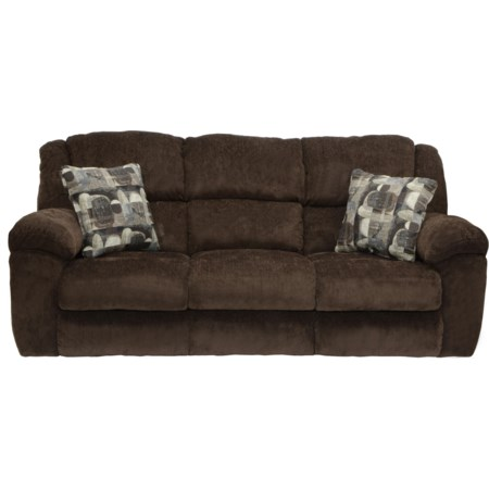 Ultimate Sofa with 3 Recliners