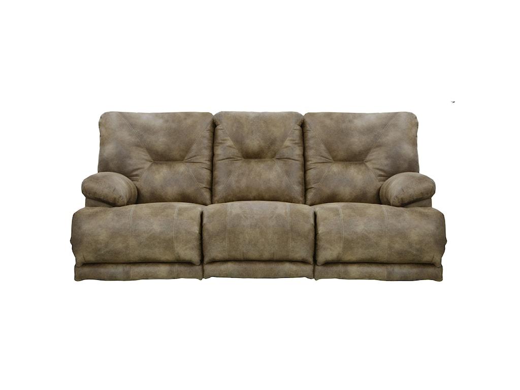 Catnapper VoyagerPower Lay Flat Reclining Sofa