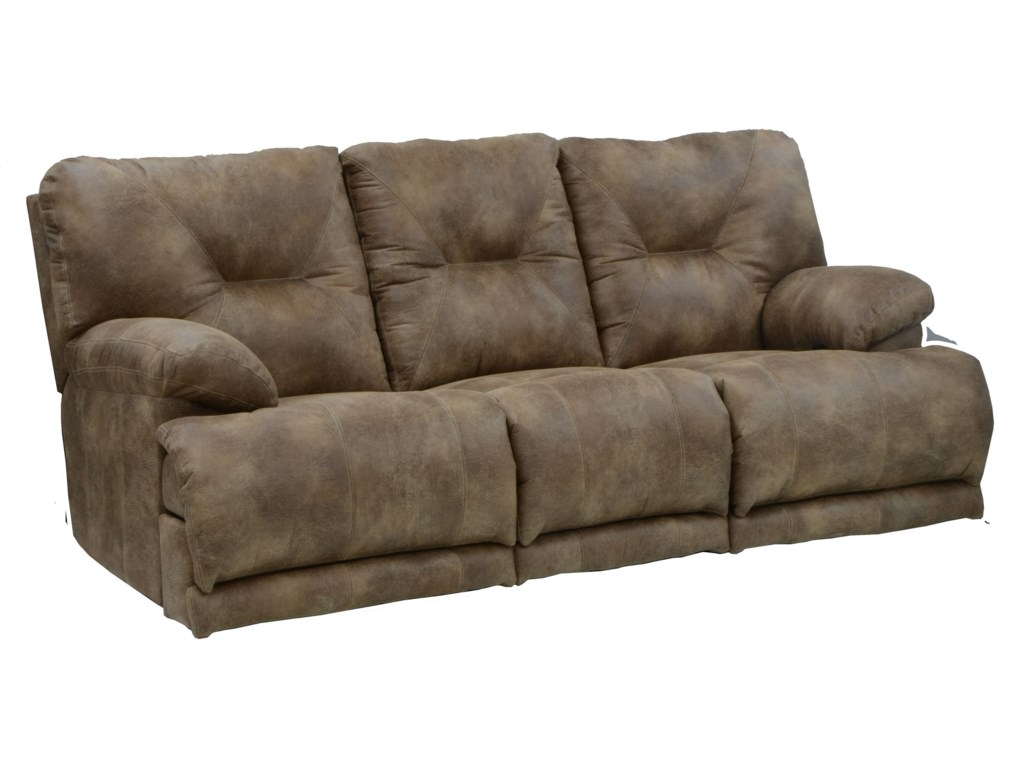 Catnapper VoyagerPower Lay Flat Reclining Sofa