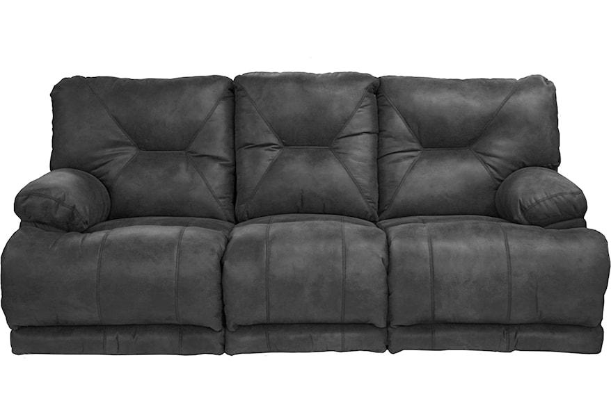 Triple Reclining Lay Flat Sofa