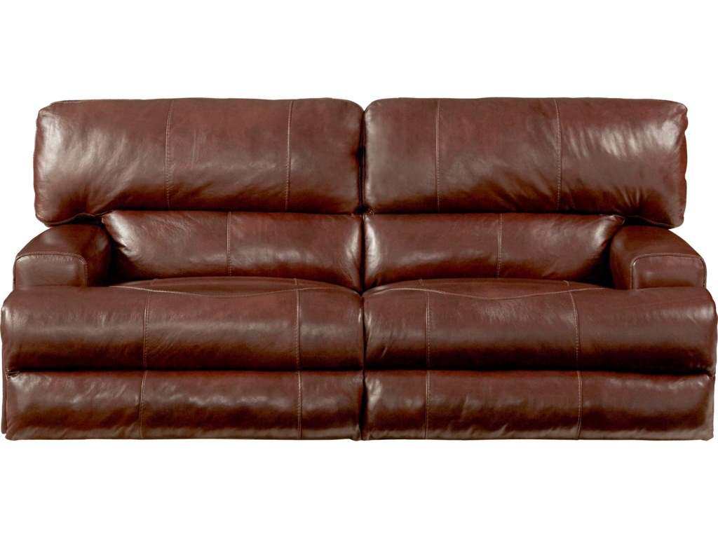 Catnapper WembleyPower Lay Flat Reclining Sofa