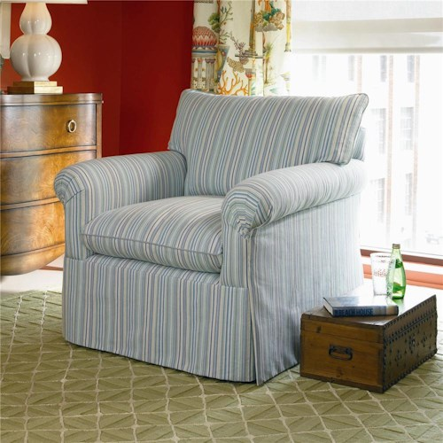 Century 1000 Multiple Length CustomSeries Customizable Chair