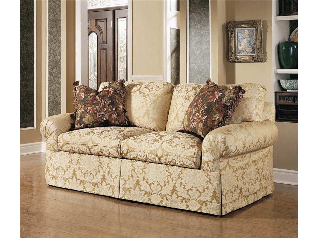 Century 2000 Eight Step Custom60 to 100 Inch Custom Sofa