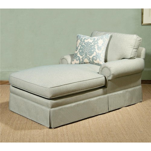 Century 2000 Eight Step Custom Multiple Length Custom Chaise