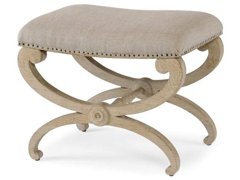 Century Archive Home and MonarchSienna Tabouret