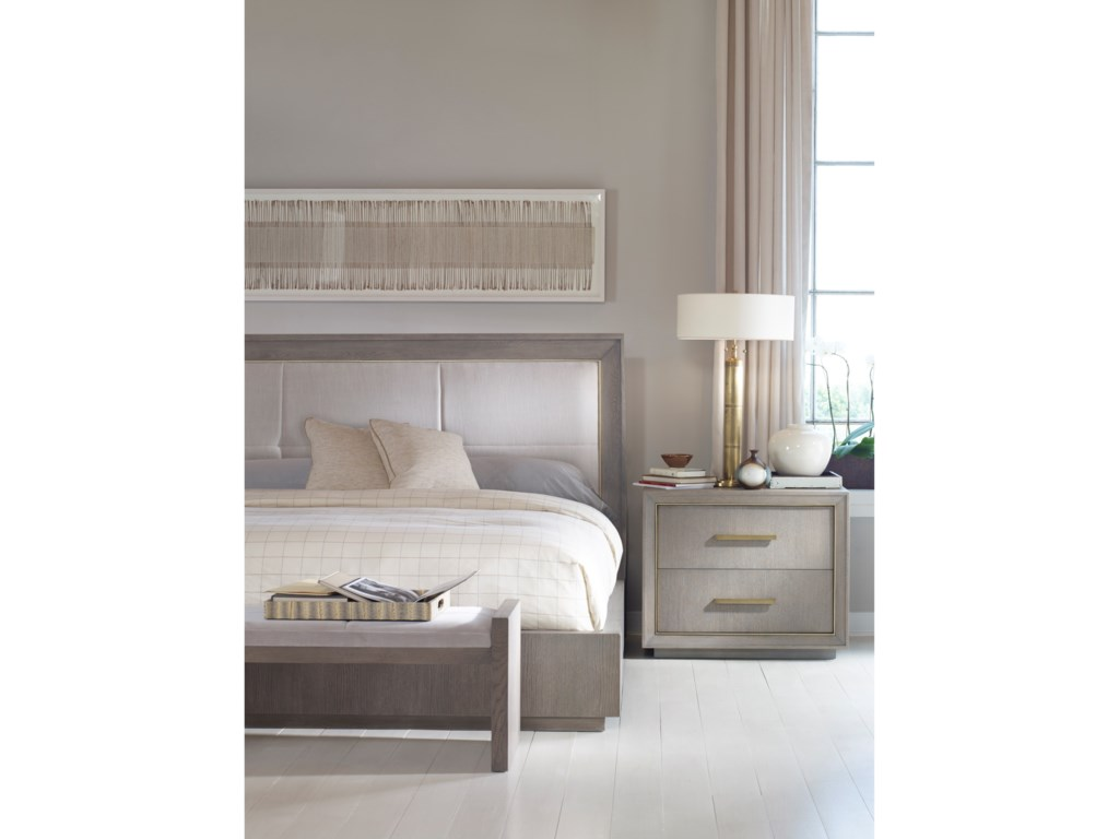Century Archive Home and MonarchKendall Bed Queen Size