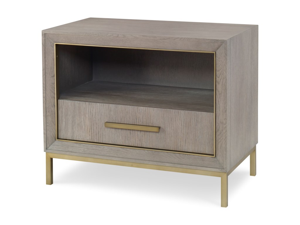 Century Archive Home and MonarchKendall Nightstand