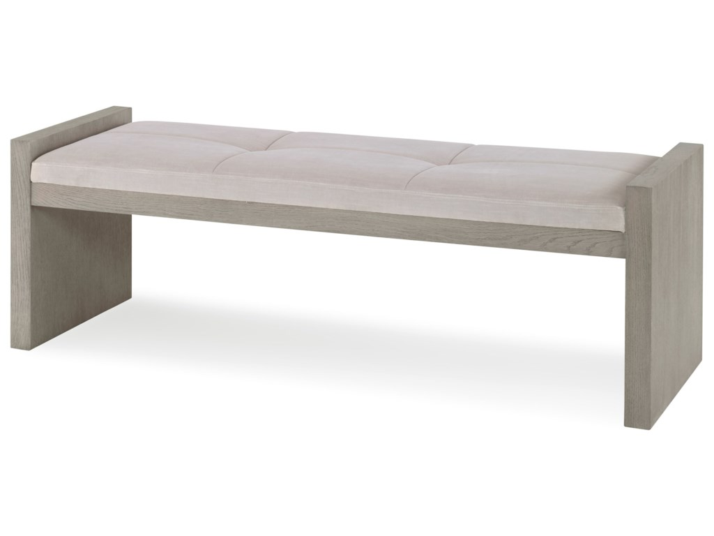 Century Archive Home and MonarchKendall Upholstered Bench