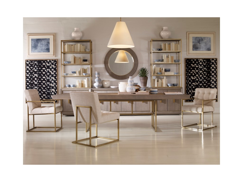 Century Archive Home and MonarchKendall Dining Table