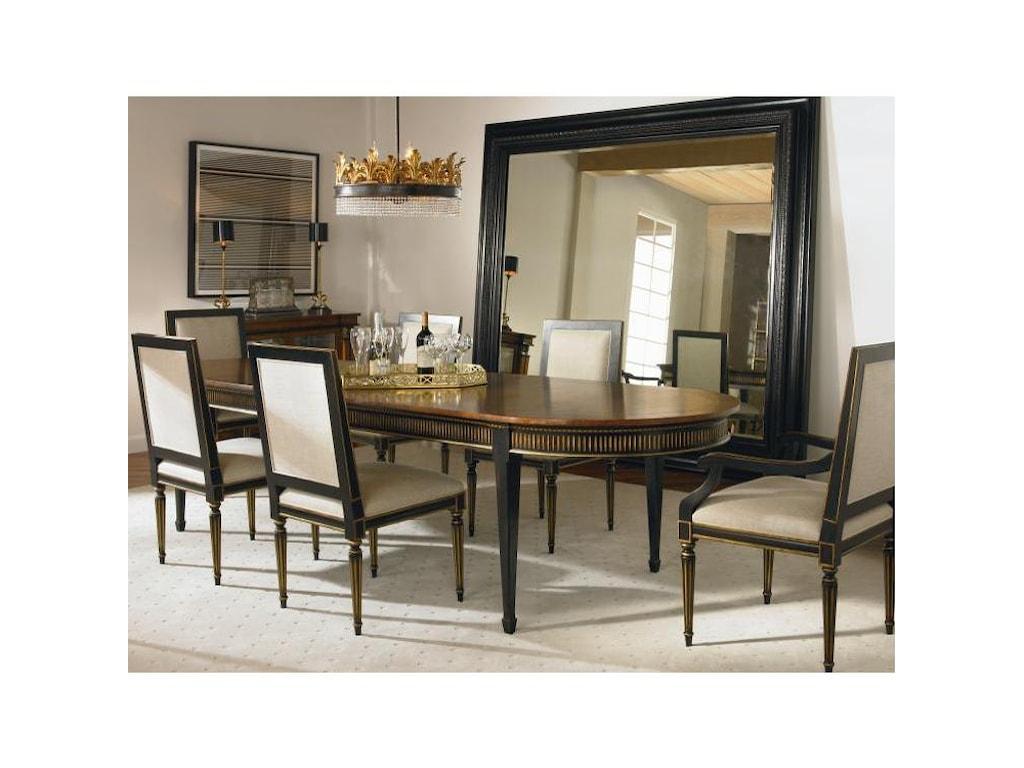 Century BarringtonTable and Chair Set
