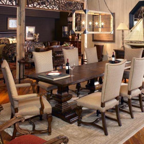 Century Bob Timberlake Buck's Dining Arm Chair