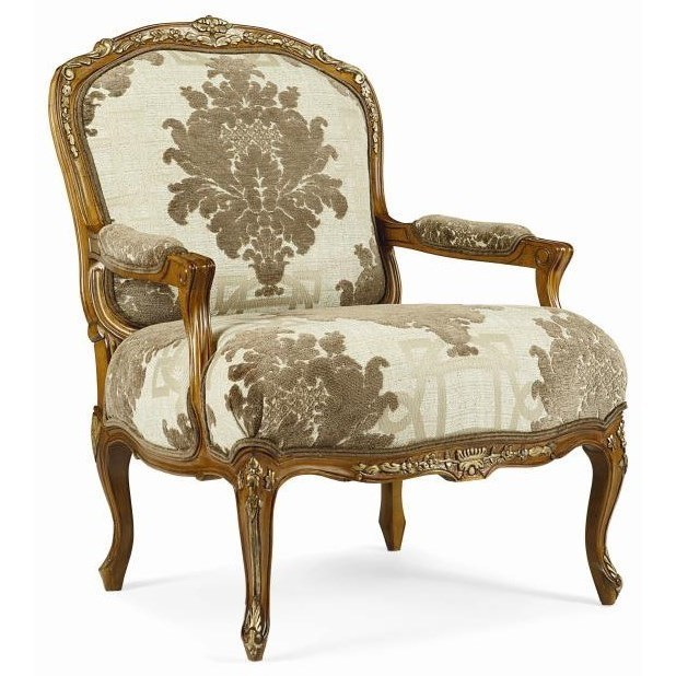 Intricate Carved Chair