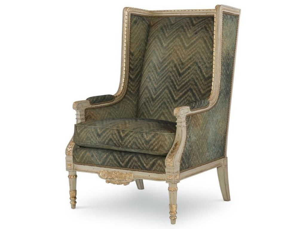 Century Century ChairAlfred Wing Chair