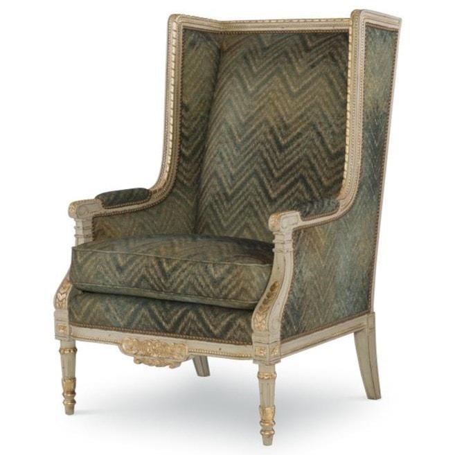 Century Century ChairAlfred Wing Chair