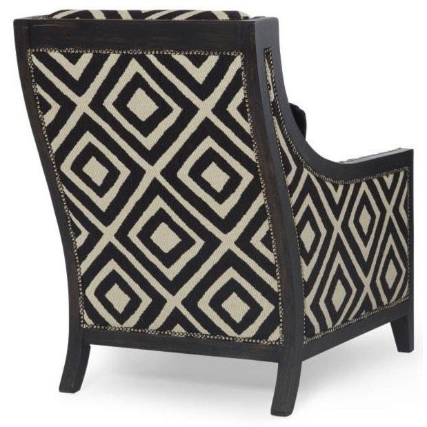 Century Century ChairSvelte Chair and Ottoman