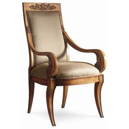 Scrolled Dining Chair