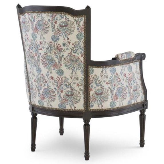 Century Century ChairItalian Bergere Chair