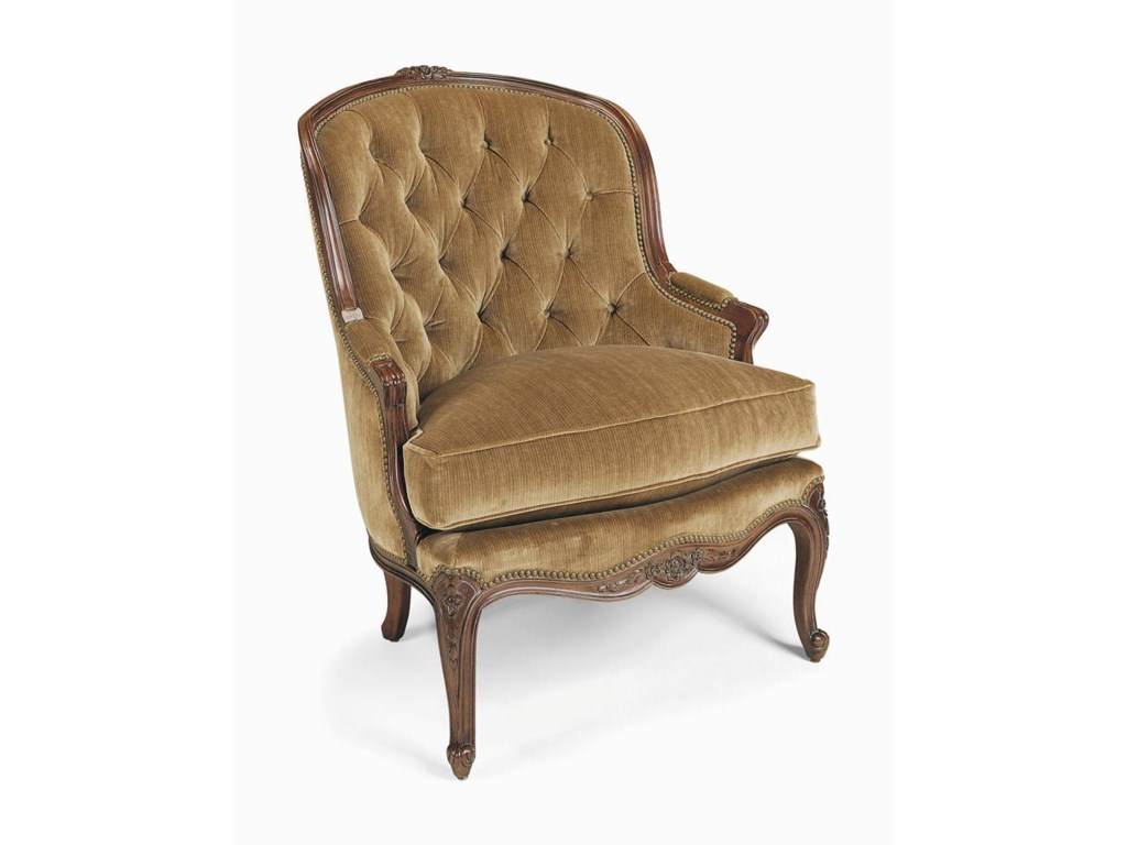Century Century ChairTufted French Chair