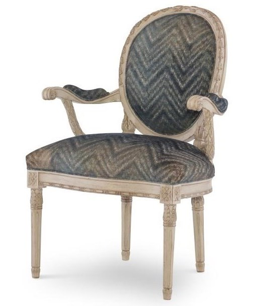 Century Century ChairUpholstered Back Chair