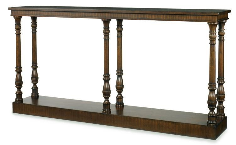 Traditional Hampton Console