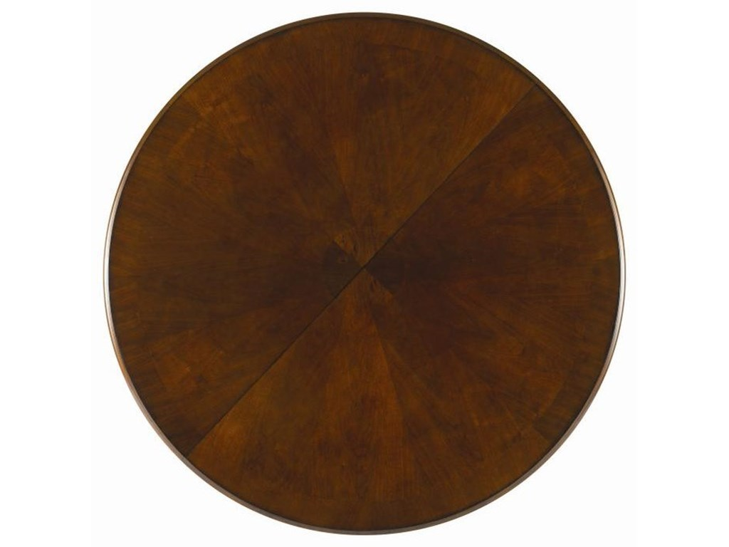 Century ConsulateHortense Round Dining Table