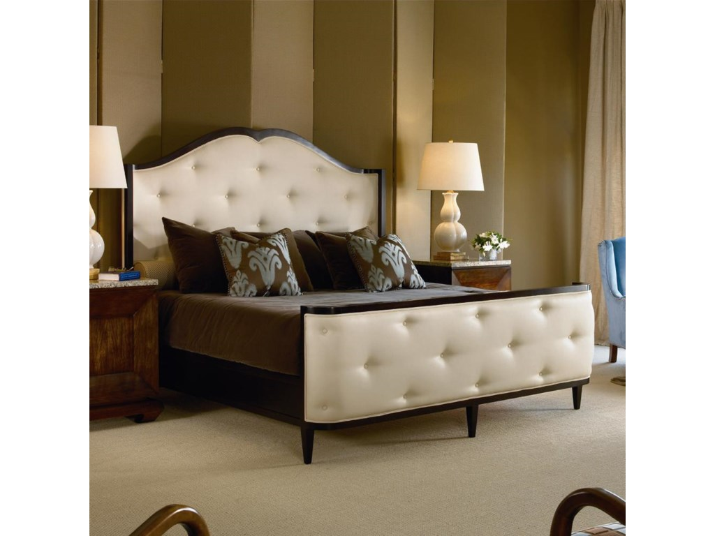 Century OmniBed with Upholstered Headboard and Footboard