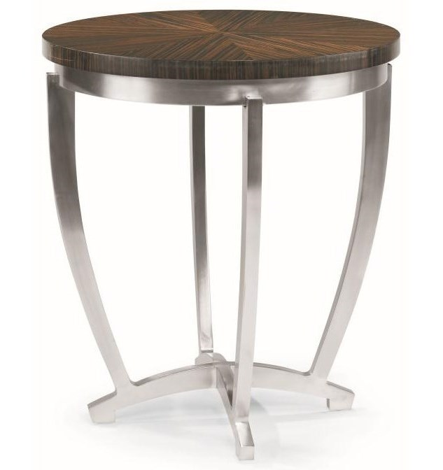 Century OmniChairside Table with Metal Base