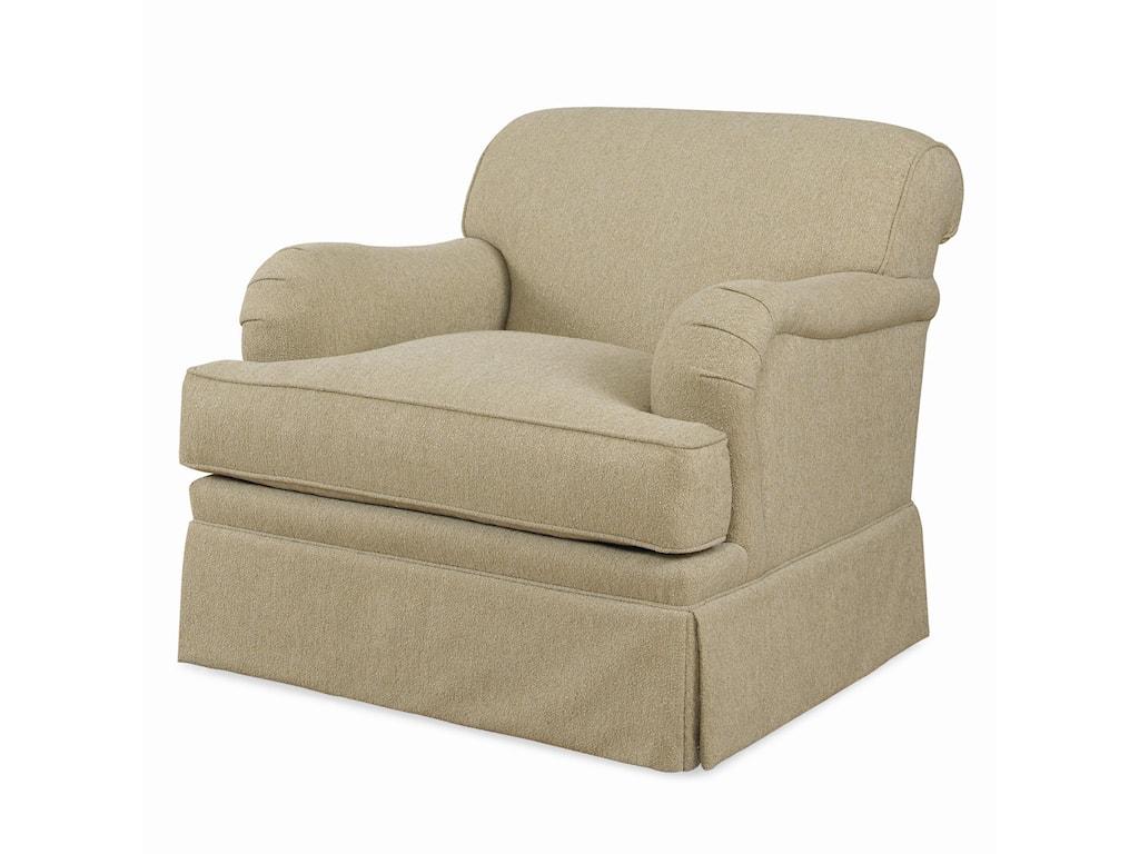 Century Cornerstone <b>Customizable</b> Upholstered Chair