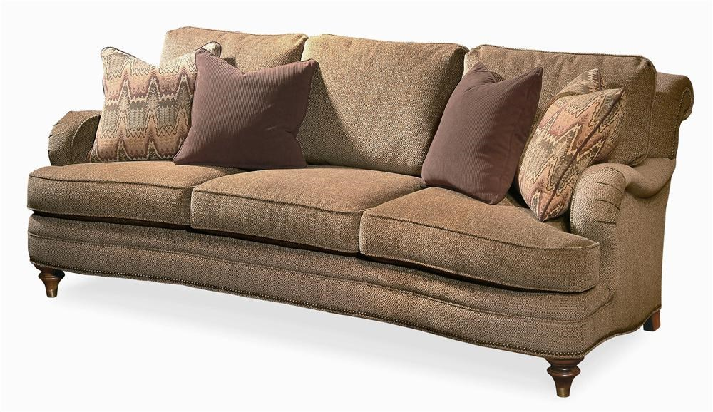 Century Elegance Stationary Sofa
