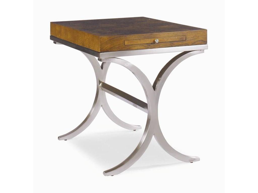 Century Metro LuxEnd Table/Lamp Table