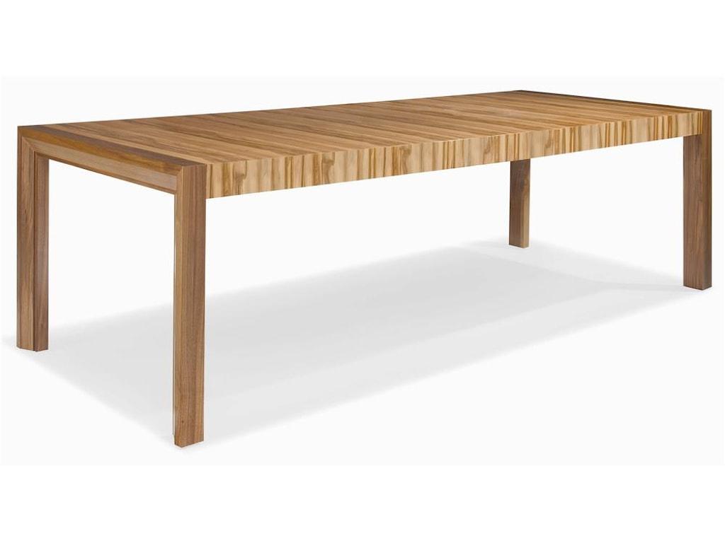 Century MilanParson's Dining Table