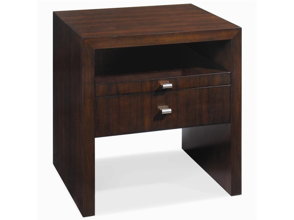Century MilanBedside Table