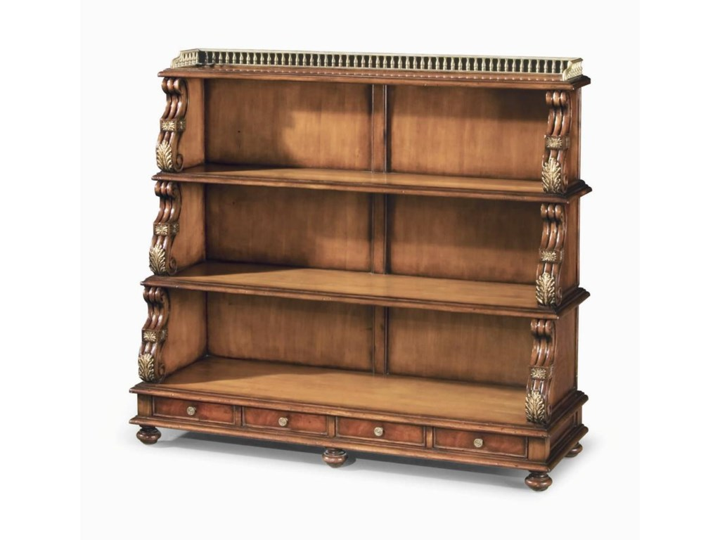 Century Monarch Fine FurnitureRegency Revival Bookshelf