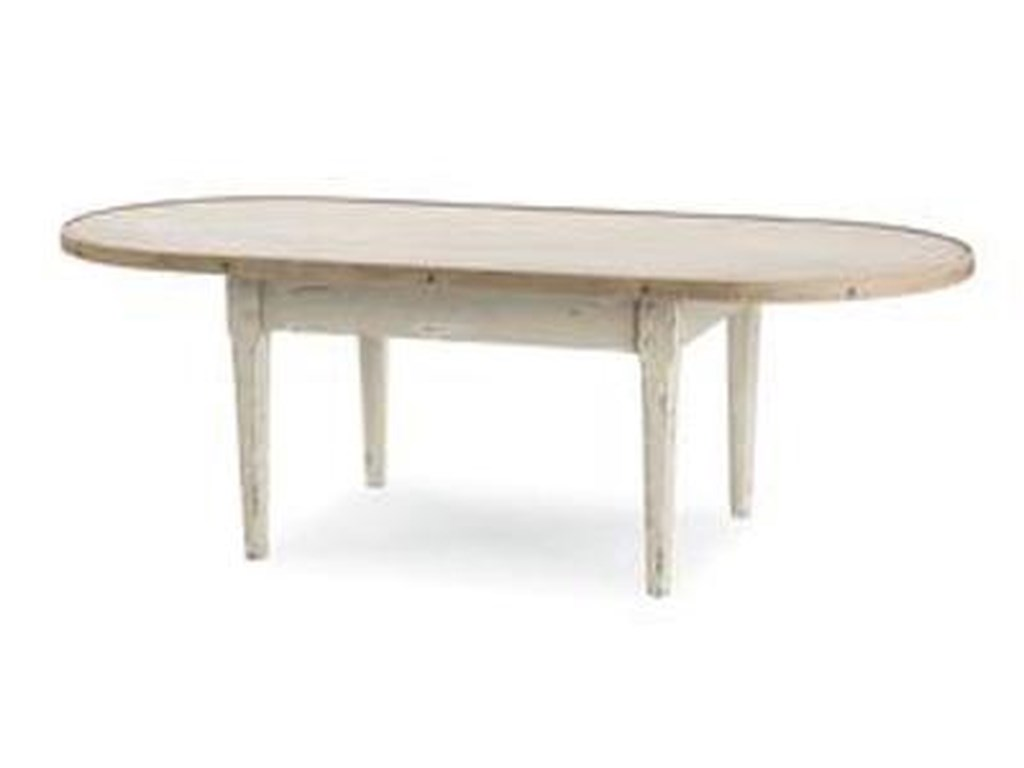 Century Monarch Fine FurnitureHannah Oval Cocktail Table