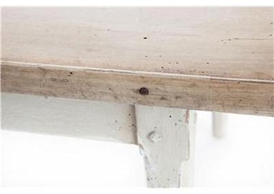 Detail of Table Top Edge with