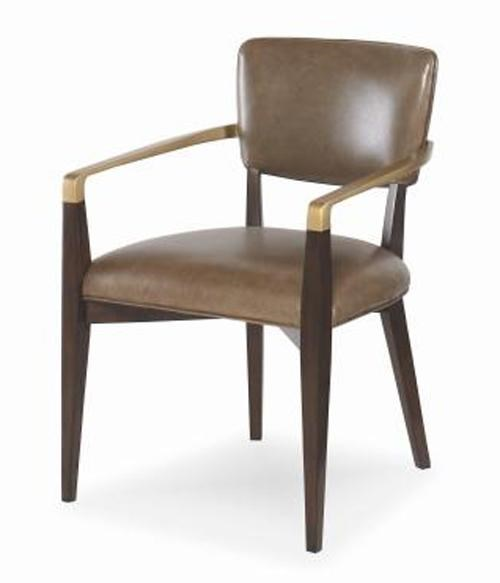 century monarch fine furniture elton desk chair with antique brass finish metal arms and leather seat and back baeru0027s furniture office task chairs