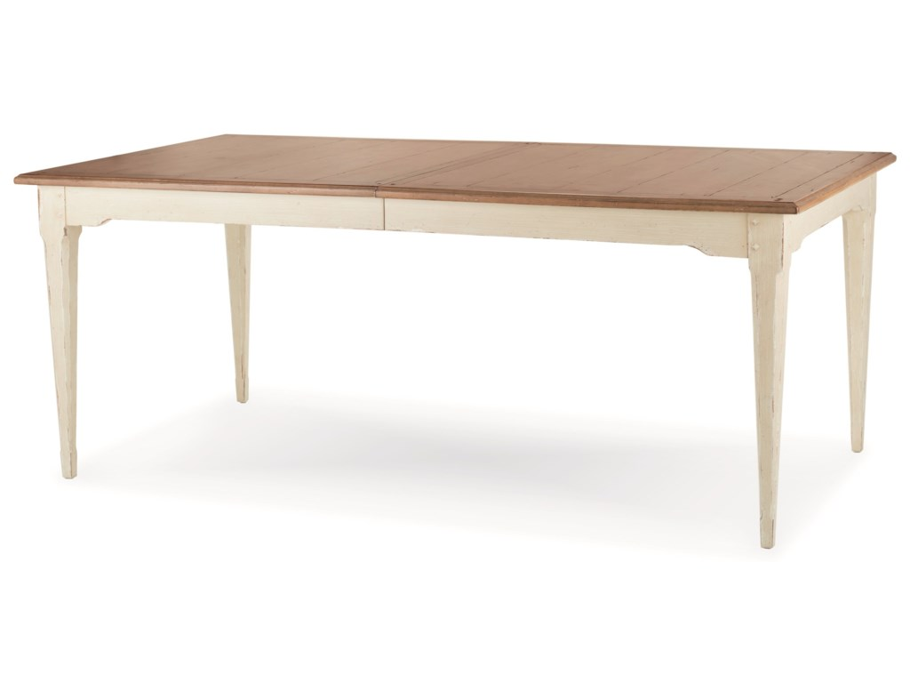 Century Monarch Fine FurnitureHannah Rectangle Dining Table