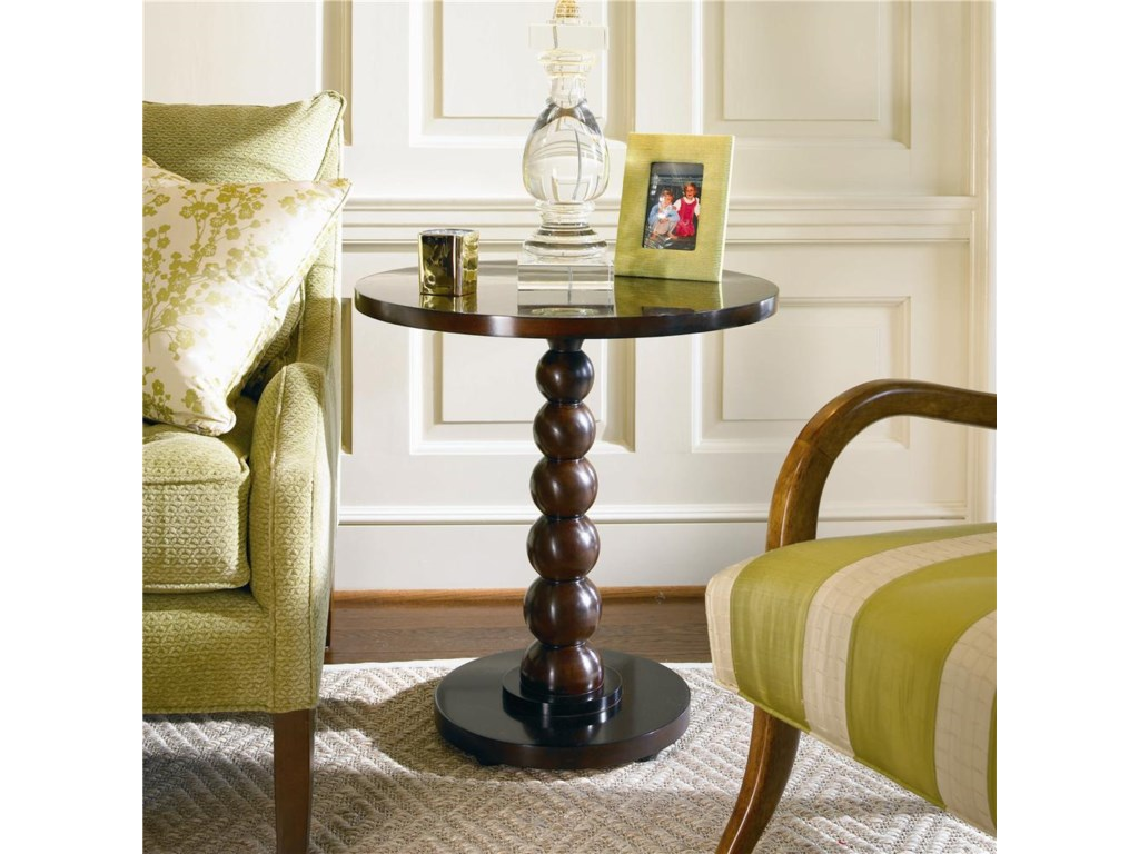 Century New TraditionalChairside Table