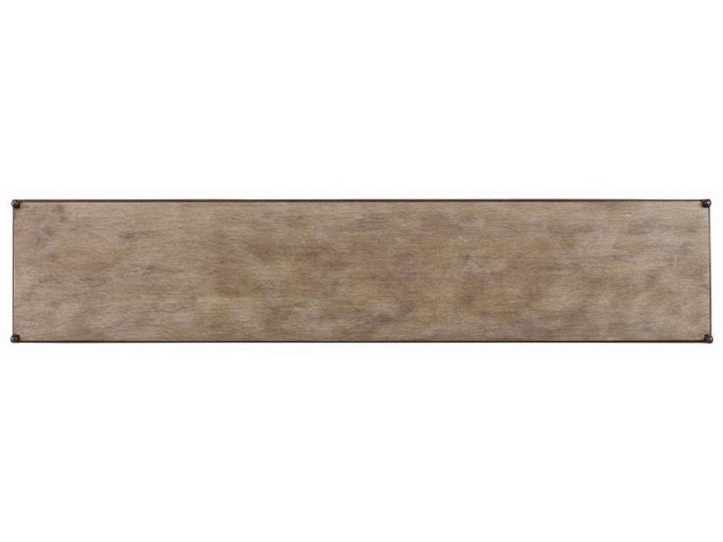 Century Nob Hill - Details OccasionalConsole Table